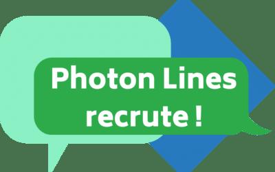 Photon Lines recrute ses nouveaux talents !